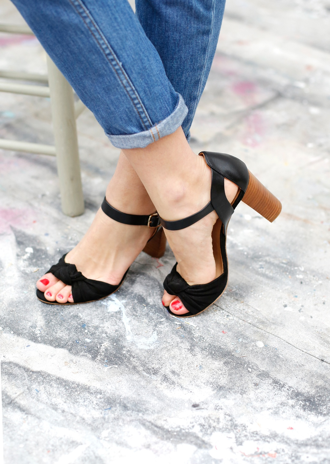 sezane - sandales romeo