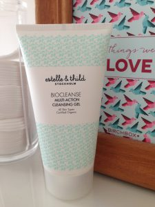 biocleanse multi-action cleansing gel Estelle & Thild