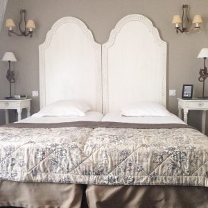 chambre d'hôtel - la villa