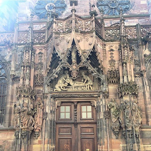 cathédrale coté