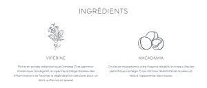 Crème de jour vipérine macadamia Pai Skincare