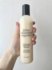 [JOHN MASTERS ORGANICS] Après-shampooing romarin et menthe poivrée