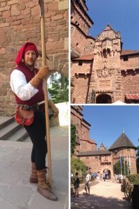 Château du Haut Koeningsbourg - Alsace