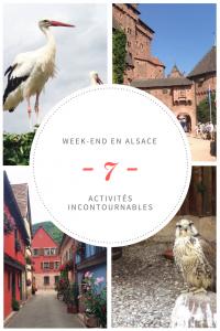 [WEEK-EN EN ALSACE] 7 activités incontournables