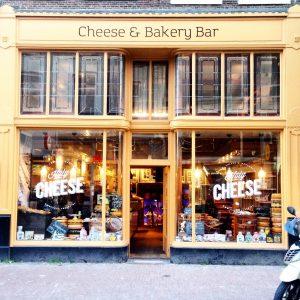Amsterdam city break : cheese & bakery bar