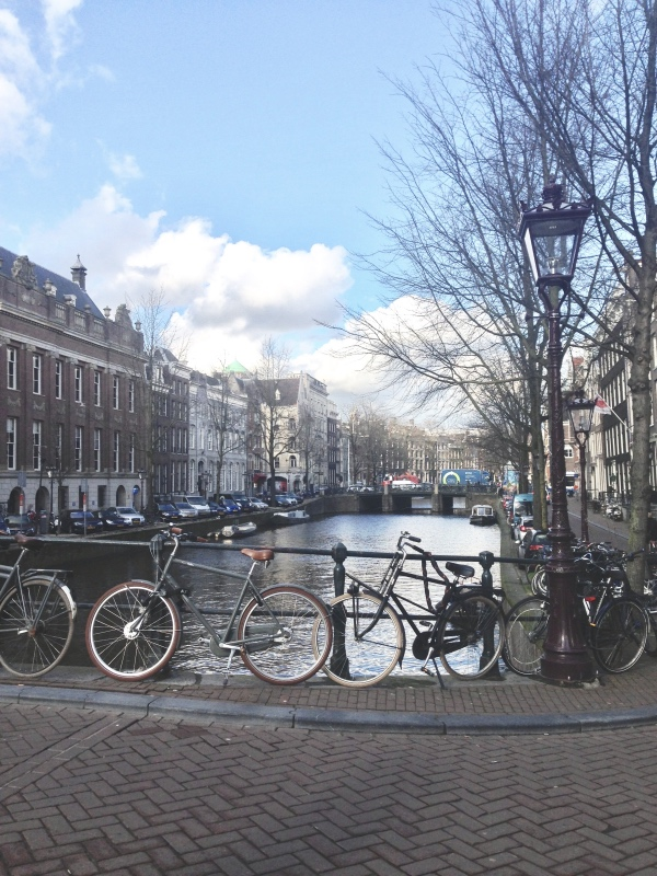 Amsterdam city break : quais 2