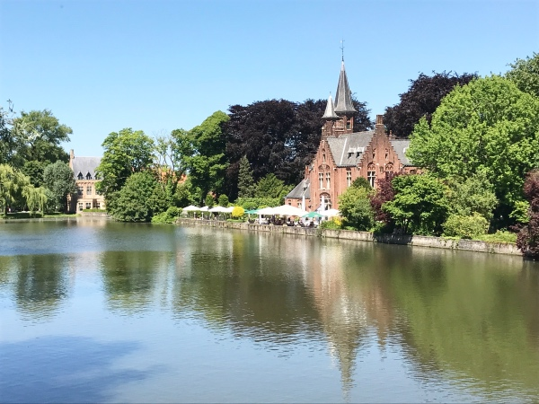 Bruges City Break Lac d'Amour