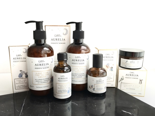 Little Aurelia, gamme de soins pour bébé