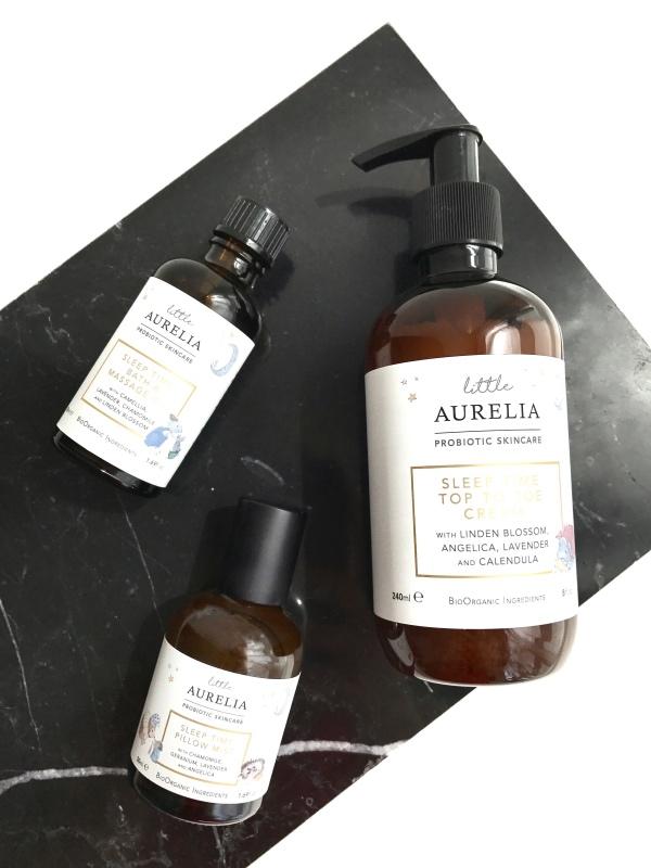 Little Aurelia, les soins pour la nuit
