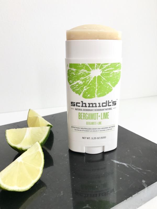 déodorant stick de Schmidt's