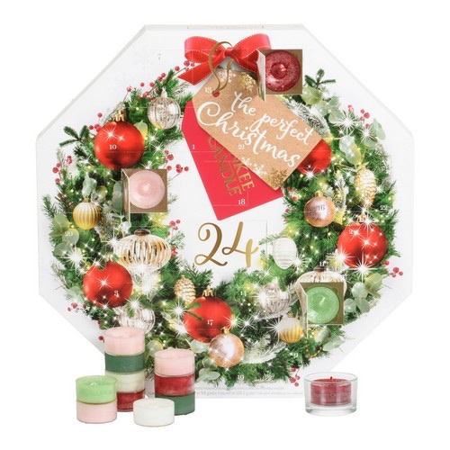 calendriers de l'avent 2017 yankee candle couronne