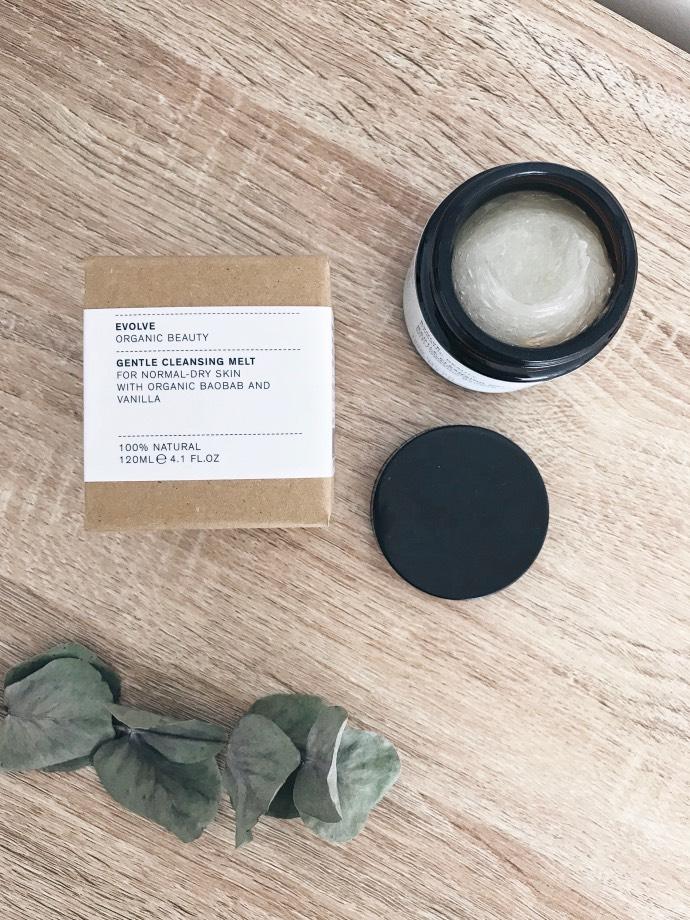 Gelée nettoyante Evolve | Mangue Poudrée blog beauté & Mode reims