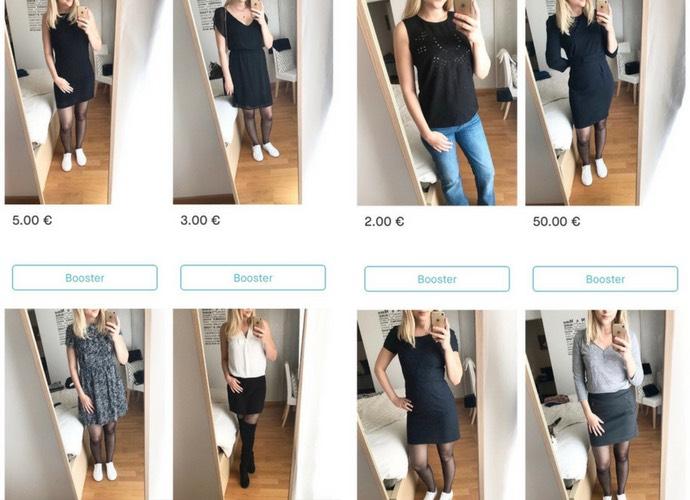 comment vendre ses vêtements sur vinted _ conseils blog Mangue Poudrée