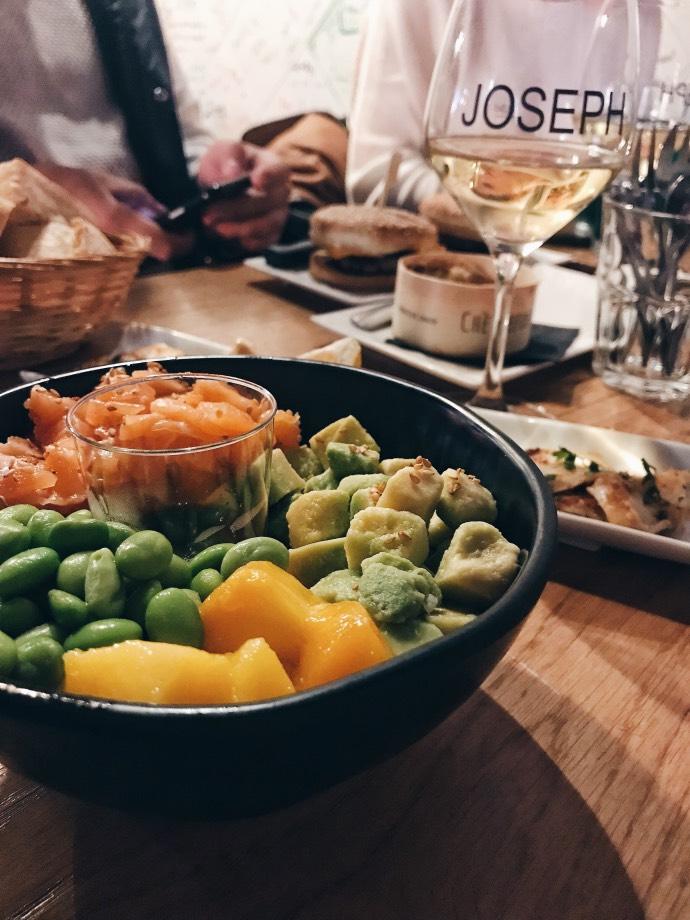 Joseph Bar à manger - bonnes adresses Reims - Blog Mangue Poudrée - blog beauté, mode et lifestyle 02