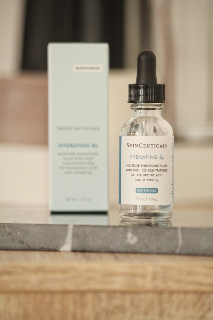 Sérum Hydrating B5 de SkinCeuticals - Blog Mangue Poudrée - blog beauté, mode & lifestyle 01