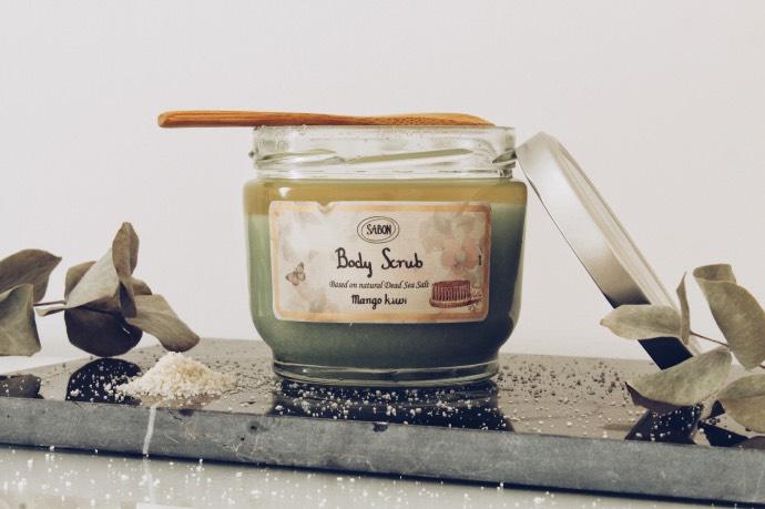 Gommage mangue kiwi de Sabon avis - blog Mangue Poudrée - Blog beauté et lifestyle à Reims - 02