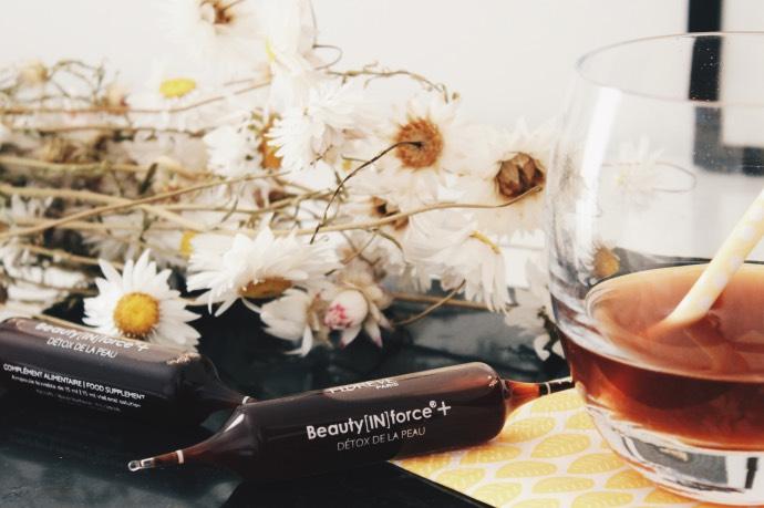 Avis Florêve Paris Nutricosmétique Coffret Rituel Détox - Blog Mangue Poudrée - Blog beauté & lifestyle à Reims - 01