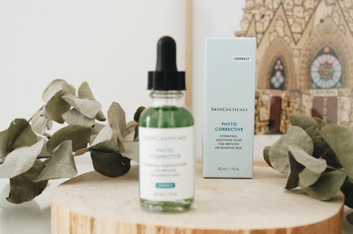 avis Gel phyto corrective apaisant de SkinCeuticals - Blog Mangue Poudrée - Blog beauté et lifestyle à Reims - 03