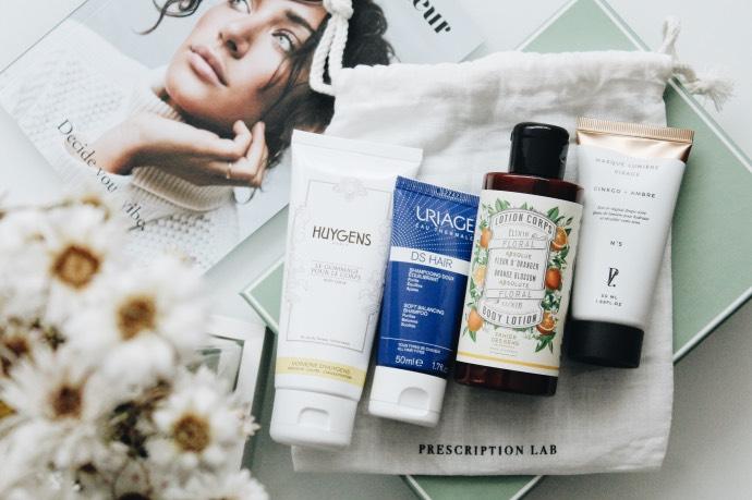 Avis Prescription Lab mars 2019 - Blog Mangue Poudrée - Blog beauté & lifestyle à Reims 01
