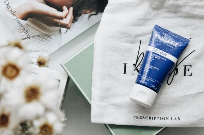 Avis Prescription Lab mars 2019 - Blog Mangue Poudrée - Blog beauté & lifestyle à Reims 04 shampooing doux Uriage