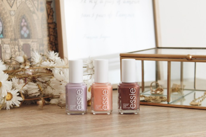 Collection Essie Printemps 2019 swatch revue - Blog Mangue Poudrée - Blog beauté mode et lifestyle à Reims Paris - 04