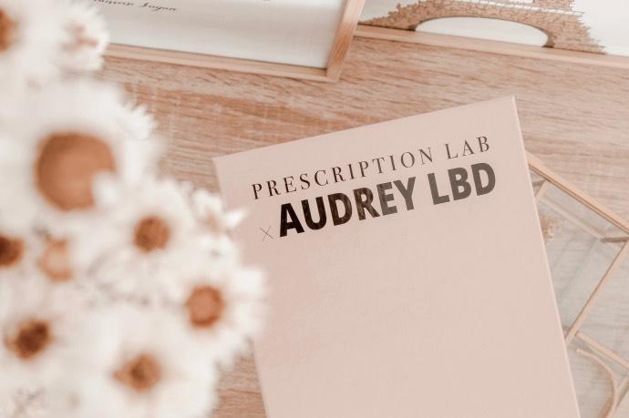 Avis Prescription Lab x Audrey Lombard contenu box mai 2019 - Blog Mangue Poudrée - Blog beauté et lifestyle à Reims - 03