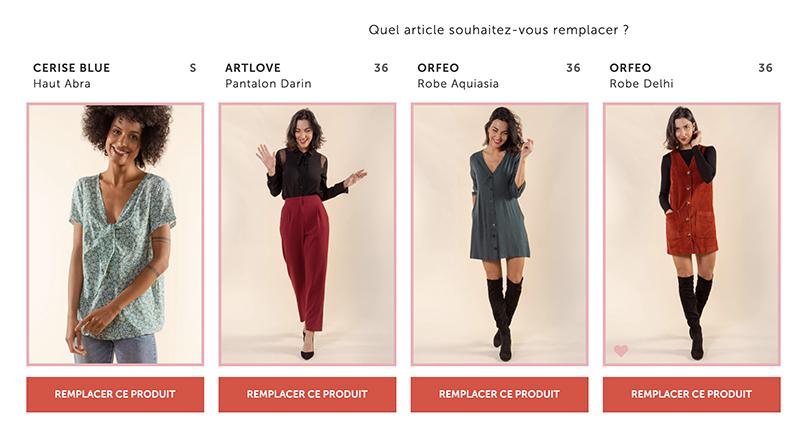 Avis Le Closet louer ses vetements dressin infini et eco-responsable - Blog Mangue Poudrée - Blog mode et lifestyle à reims influenceuse - 07