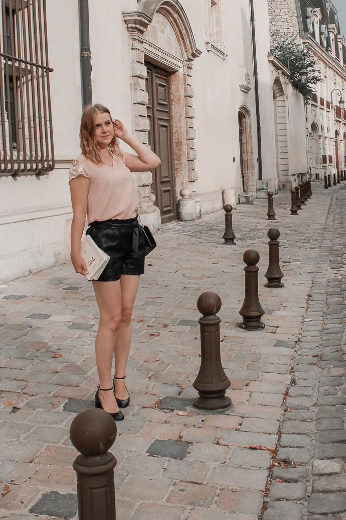 Look de rentrée kiabi bastignes sezane - Blog Mangue Poudrée - Blog beauté et lifestyle à Reims influenceueuse - 16