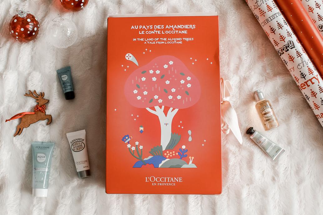 Avis contenu calendrier de l'avent l'occitane 2019 - Blog Mangue Poudrée - Blog beauté et lifestyle à reims influenceuse - 01
