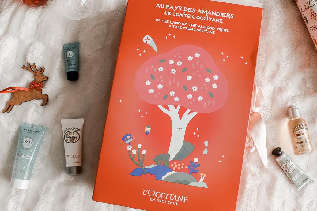 Avis contenu calendrier de l'avent l'occitane 2019 - Blog Mangue Poudrée - Blog beauté et lifestyle à reims influenceuse - 02