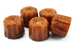 """""""La"""" recette de cannelés bordelais - itshellomonday - des cannelés moelleux et dorés"""