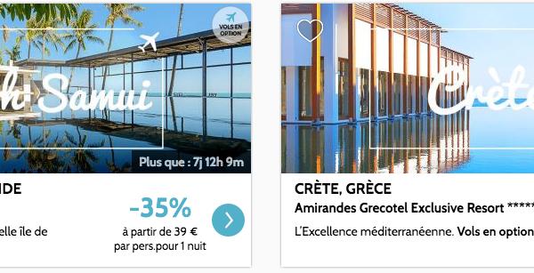 Verychic : des hôtels extraordinaires à petit prix