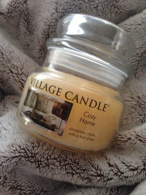 bougie village candle cozy home