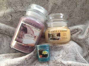 bougies village candle