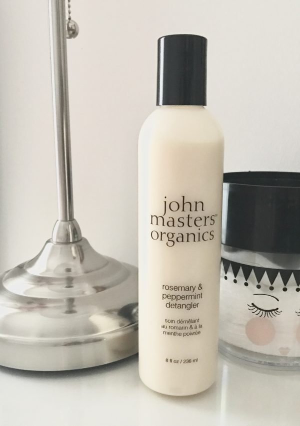 Après-shampooing au romarin et menthe poivrée, John Masters Organics