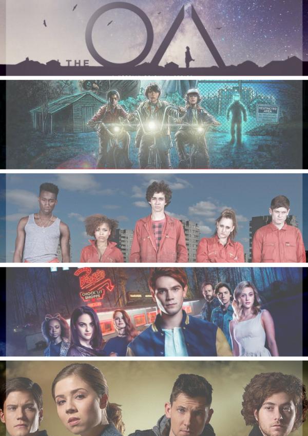 Les séries Netflix à ne pas manquer