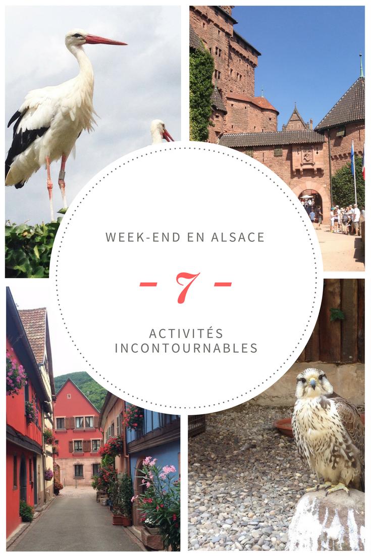 WE Alsace 7 activités