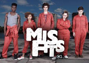Misfits - netflix