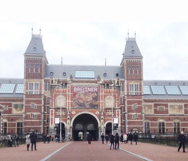 Amsterdam city break : musée van gogh