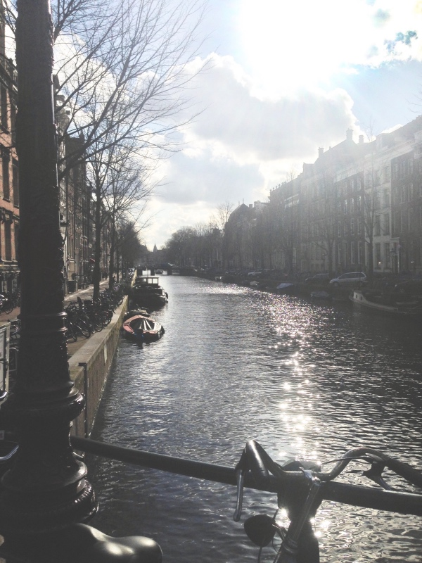 Amsterdam city break : balade sur les quais