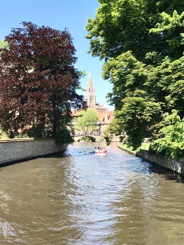 Bruges City Break Balade sur les canaux