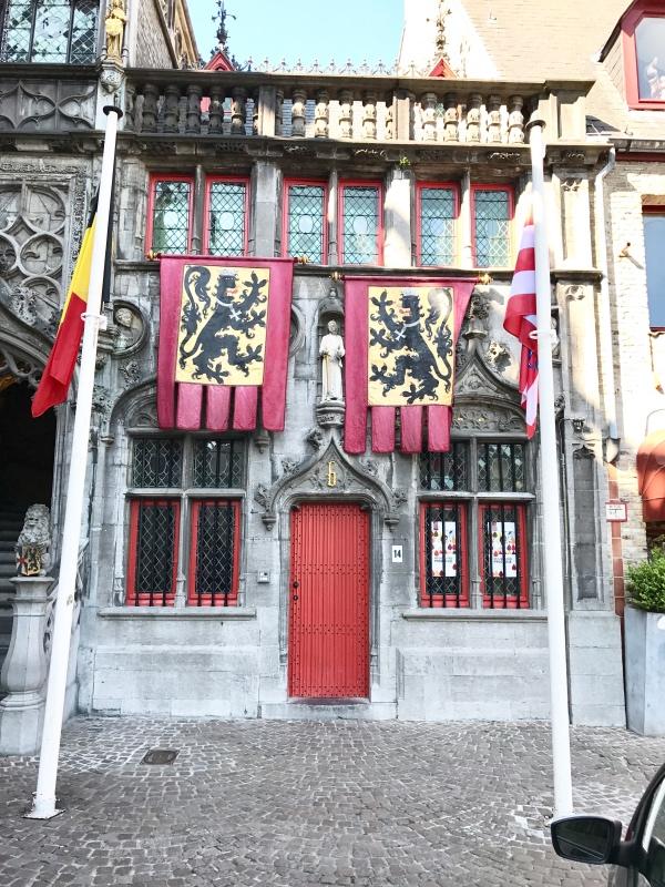 Bruges City Break Monument historique