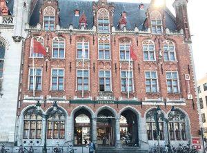 Bruges City Break Poste