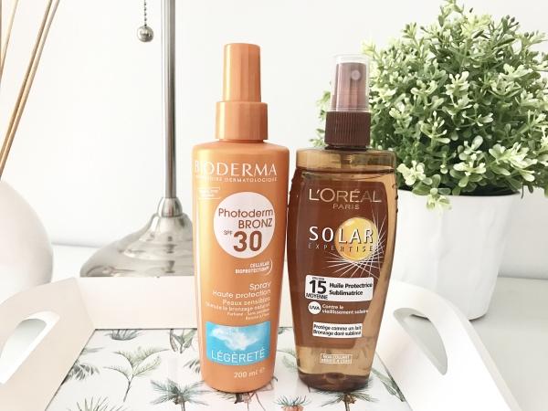 Crèmes solaires pour une peau protégée et hâlée