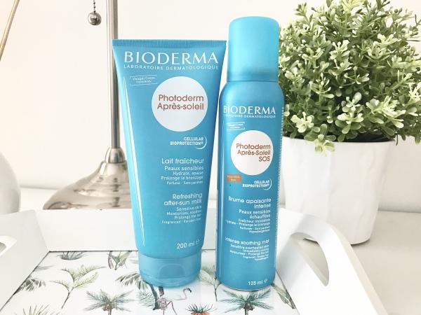 Après-soleil Bioderma pour un teint hâlé