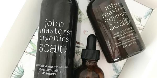 Scalp routine de John Masters Organics : j'ai donné une nouvelle vie à mes cheveux