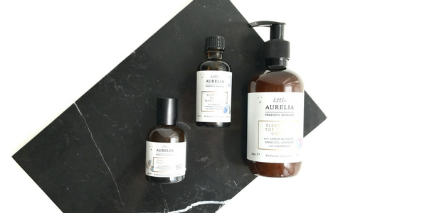 Little Aurelia : des soins naturels pour les tous petits par Aurelia Probiotic