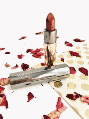 mes derniers achats makeup rouge à lèvre gossamer emotion 132 crimson kiko