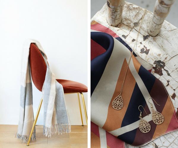 accessoires sézane collection automne 2017