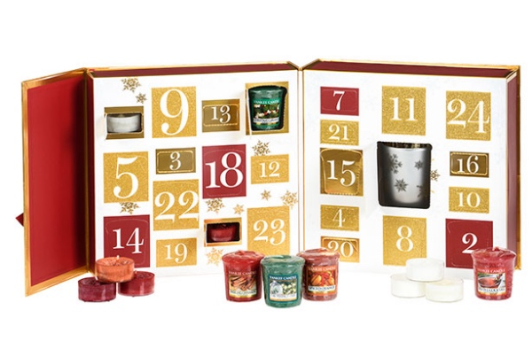 calendriers de l'avent 2017 yankee canddle